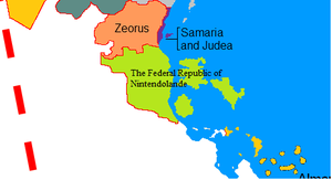 The North Pacific map of NationStates.net 1 by PapaDeChujoh64