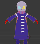 Posion Claws Janga Wip MMD Model by ANGELCATZRULE