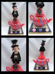 Mad Hatters Teapot pics 2 by Fairykist