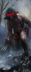 WEAPON X by nachomolina