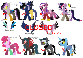 MLP Discord X ___ Adopts - CLOSED by GalaxyAcero