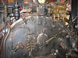 Operating a Steam Locomotive by MeganekkoPlymouth241