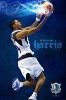 Devin Harris by brayden1313