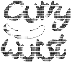 Currywurst ASCII by diamondie