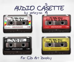 Audio Cassette for CAD by yorkey-sa