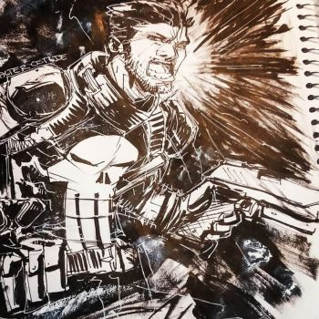 Punisher by Walter-Ostlie
