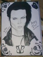 Andy Sixx by oxANDYxo