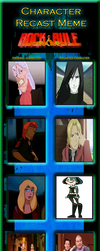 Rock and Rule recasted by dark-kunoichi92