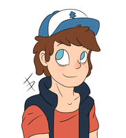 Dipper by FullmoonDagger