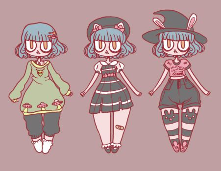 Planchette Outfits by HariSaysMeh