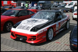 1989 Nissan  200SX by compaan-art