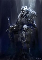 Dark Lord by conorburkeart