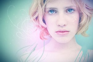 .crying angel. by multicolorlips