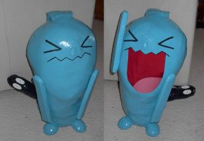 Wobbuffet the Patient Pokemon