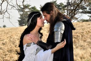 Beren and Luthien 3 by Jaymasee