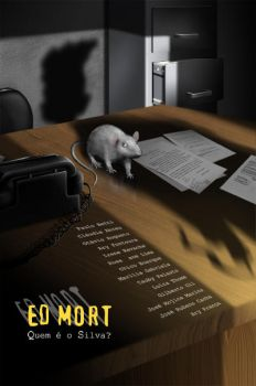 Ed Mort by WantedMan
