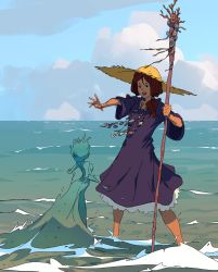 Seawitch Apprentice by Varguy