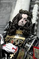Trinity Blood: Vaclav Havel by Your-Pain