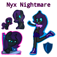 Nyx Nightmare by DSfranCH