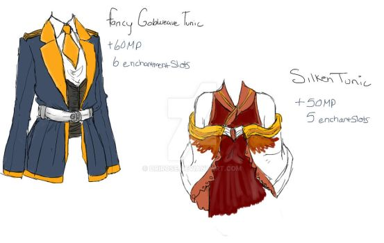 Designing outfits! by DriRose