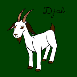 A Goat for Djali by The-Original-Kopii