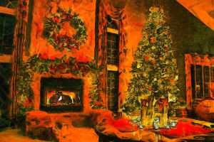 Christmas Series 2013 - 1 by Jessica-Art