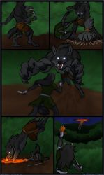 The Realm of Kaerwyn Issue 13 Page 26 by JakkalWolf