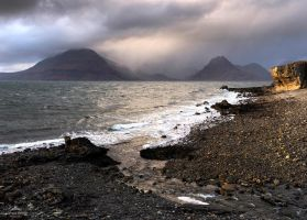 Never a bad time at Elgol by LordLJCornellPhotos