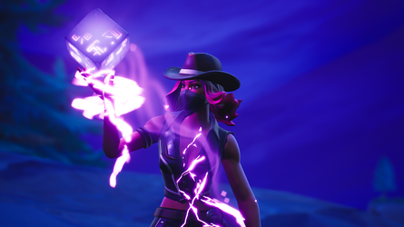 Calamity - Fortnite by DavidBellver