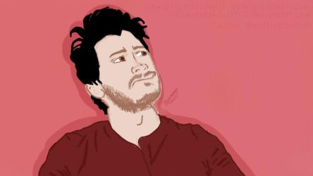 Markiplier Digital #2 by NotAnotherFanArtist