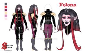 Polona Turnaround Sheet (Sinister Sisters)
