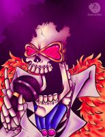 Brook The Soul King by Umi-no-Rex
