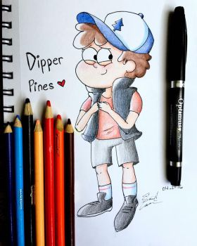 Dipper Pines! by SweeterSymphony