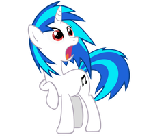 DJ Pon3 Without glasses by NinjamissenDk