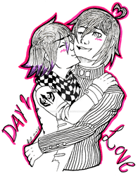 Oumasai week day 2 by Fluffytail-Zombie