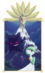 The Legend of Ninetales -Eloze by draw-em-all