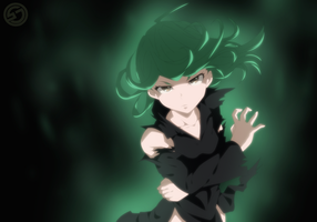 Tatsumaki (One Punch Man) by Bmbl13