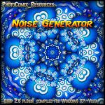Gimp-Noise generator plugin by photocomix-resources
