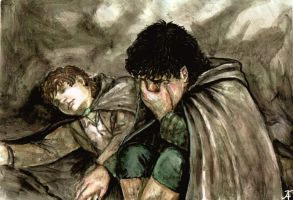 the choices of master Samwise by TolmanCotton