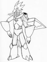 Egyptian Vulture Robot test by Talec