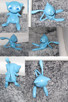 _--Shiny Mew Figure--_-_ by Eternalskyy