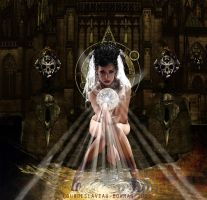 The Soothsayer by LOURDES-LAVEAU