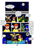 Clash of Two Worlds Chapter 2 page 32 by SuperSentaiHedgehog