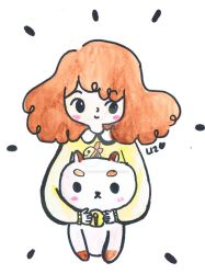 Fanart Bee and Puppycat by miss-alpaca