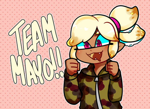 Team Mayo- by CandyGod
