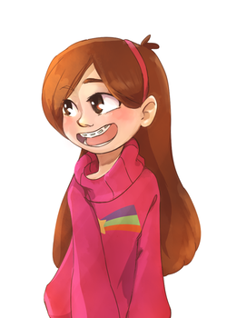 Mabel by Like-a-Pike