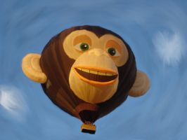 balloon Painting by mb-neo