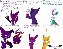 How They Died by VibrantEchoes