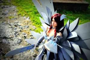 Erza Scarlet Cosplay 14 by HellDolly