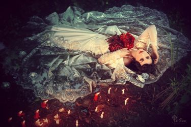 Ophelia by LilifIlane